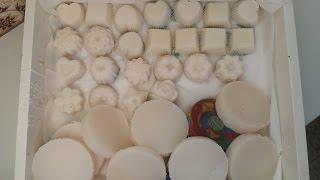 Finalmente eccola, la ricetta del sapone di solo cocco che vi perme...