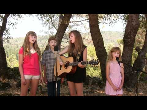 Anderson Family Bluegrass - Hard Times