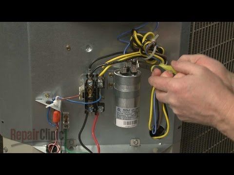 Payne A/C Run Capacitor Condensing Unit #P291-4053RS - YouTube on