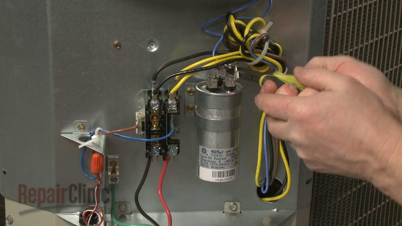 Payne AC Run Capacitor Condensing Unit #P2914053RS  YouTube