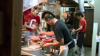 MOHICAN RAMEN モヒカン らーめん  = Cool atmosphere in Japan!