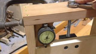 Mortise Machine Router