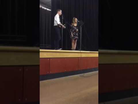 Straub middle school talent show