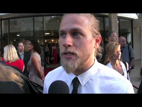 The Season 3 'Sons of Anarchy' premiere event at the ArcLight in Hollywood