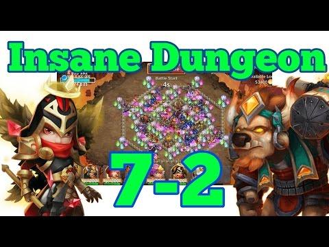 Insane Dungeon 7-2 [74%] Mino BOMB!!