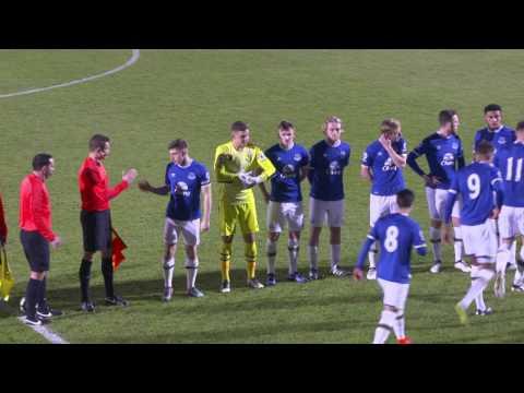 Highlights: Everton U23s 3-1 Portsmouth U23s