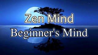 📖 ZEN MIND, BEGINNER'S MIND by Shunryu Suzuki