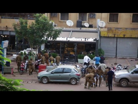 Burkina Faso: end of the deadly restaurant 'terrorist attack'