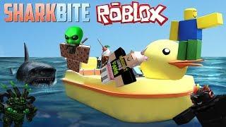 UNICORN PADDLE BOAT | SHARKBITE | ROBLOX