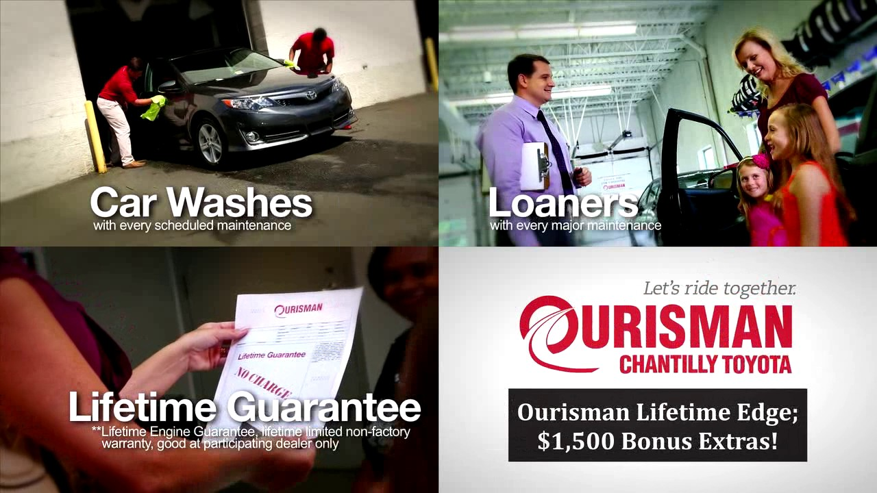 """Ourisman Chantilly Toyota-""""Lasting Relationships""""- Feb ..."""
