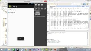 Free Android Application Development Tutorial 09 - RadioButton and RadioButtongroup in Android
