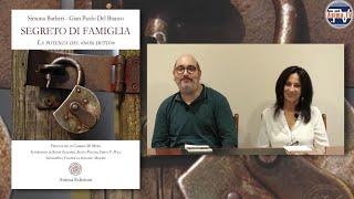 Simona Barberi e Gian Paolo Del Bianco – Libro: Segreto di famiglia