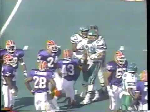 1994 - Week 1- New York Jets at Buffalo Bills