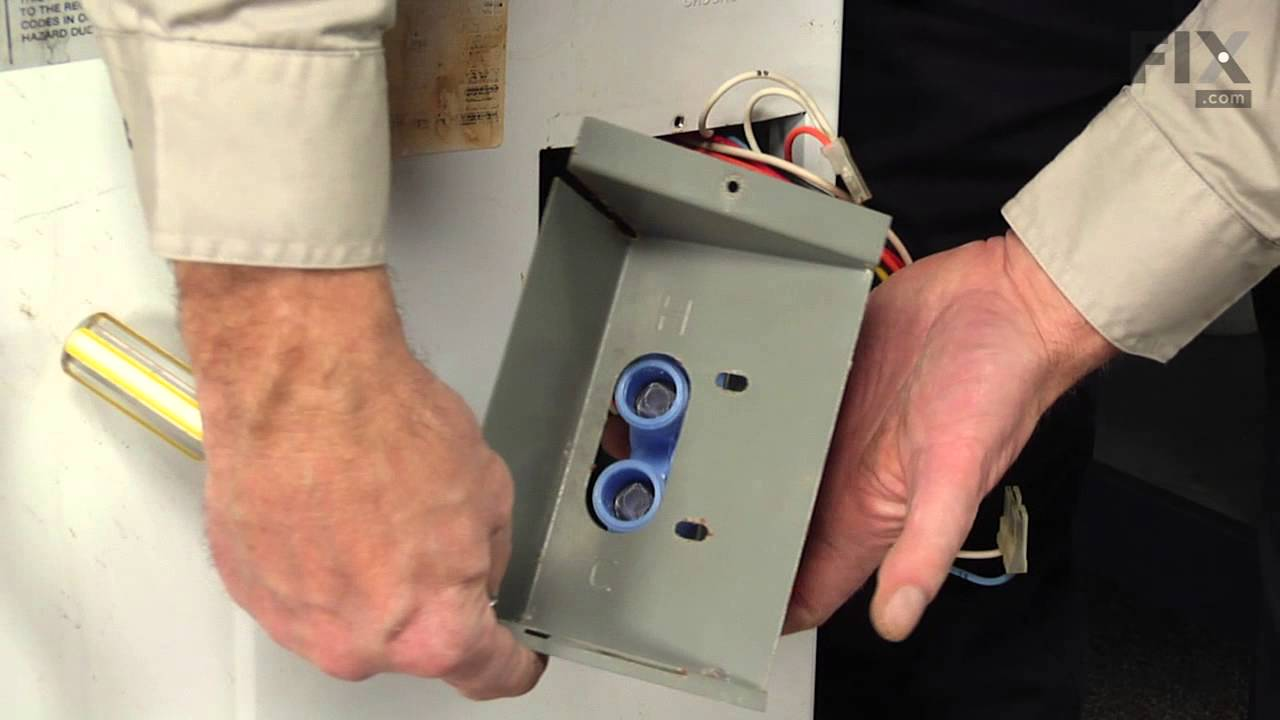 maytag washer repair how to replace the water inlet valve [ 1280 x 720 Pixel ]