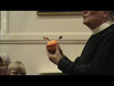 Christingle 2010 Hagley Free Church UK Engalnd Nr Stourbridge and Kidderminster