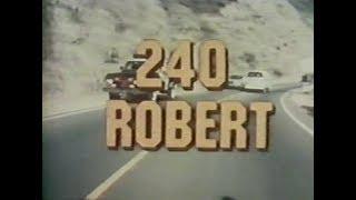 240 ROBERT (SÉRIE DA TV 1979) DUBLAGEM CLÁSSICA HERBERT RICHERS