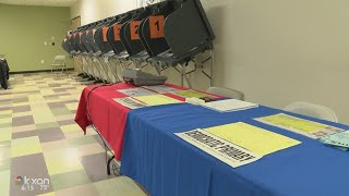 """Report: Texas gets a """"D"""" grade for election security"""