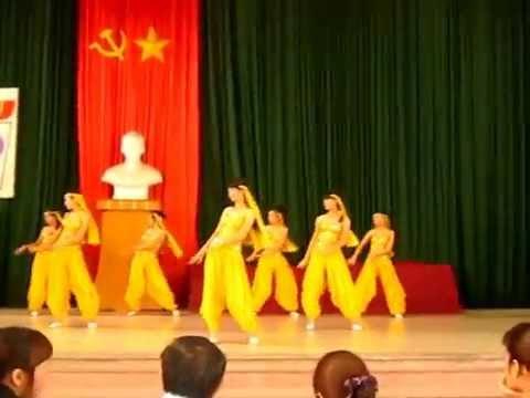 Múa về quê cũ bản gốc đẹp CĐSP Nam Định_CĐMNK33( nhóm 6)