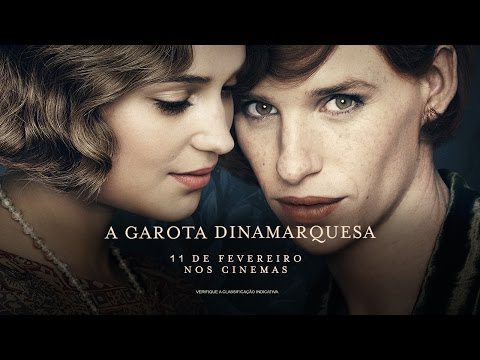 Trailer do filme A Garota Dinamarquesa