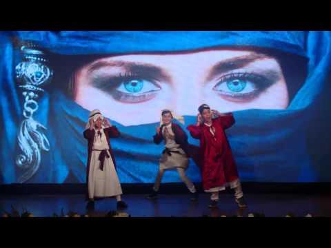 Afghan jalebi-The Mesmerizers 2016@Tara Shastri...