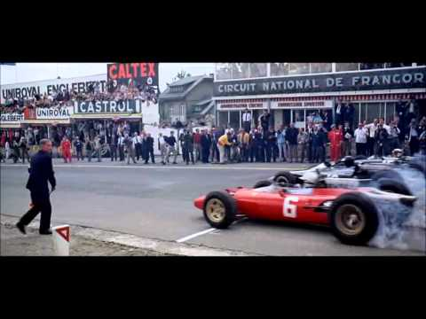 Grand Prix (movie 1966) Spa