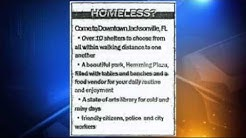 Are homeless being dumped in Downtown Jacksonville