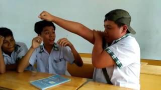 Nghịch ngu trong lớp và cái kết méo ngờ tới :)) SML