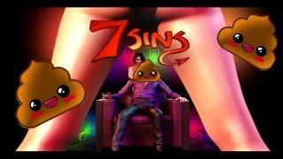 Супер секс игра  7 SINS