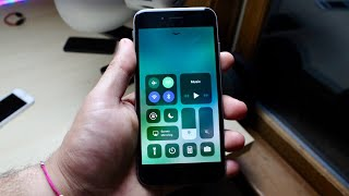ios 11 official on iphone 6 review