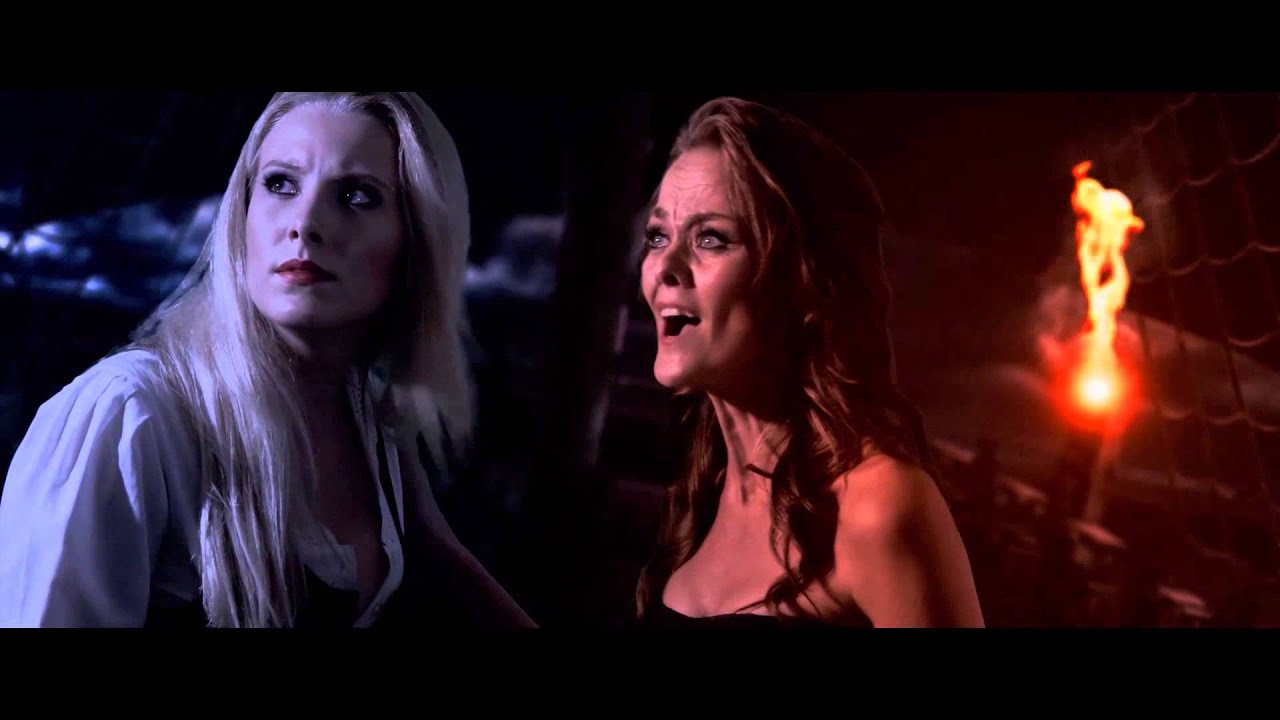 AMBERIAN DAWN — Fame & Gloria (Official Video) | Napalm Records