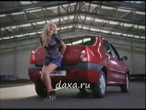 Прикольная авто реклама 4