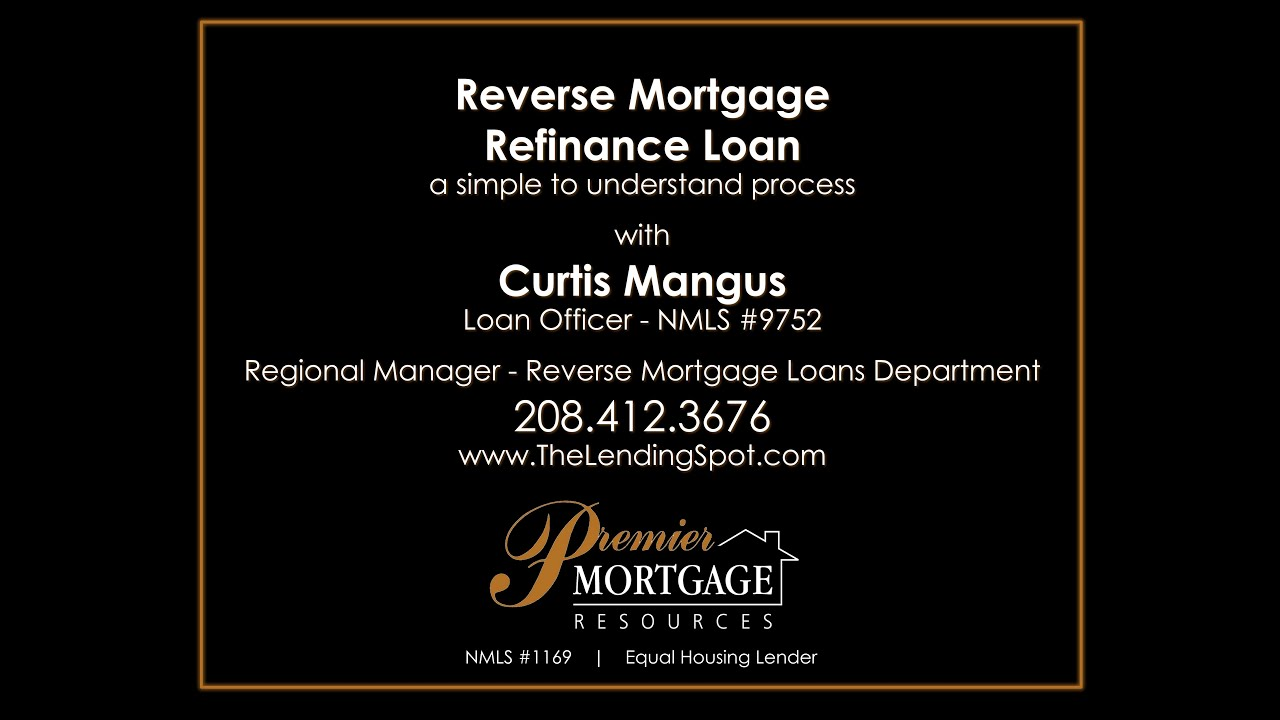 Reverse mortgage in plain English Please.?
