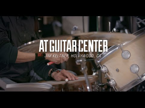 Jim Keltner At Guitar Center