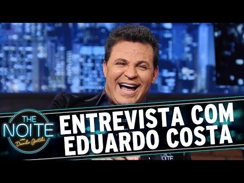The Noite (31/08/15) - Entrevista com Eduardo Costa