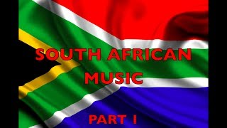 South African Music - Part 1: An Introduction