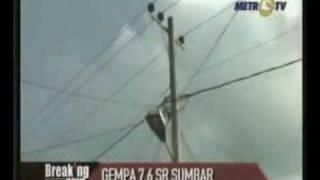 Warga Banda Aceh Ikut Panik Akibat Gempa 2009 New / The Man Who Filmed The Tsunami Indonesia