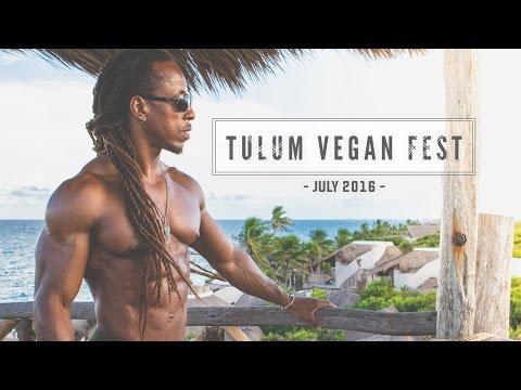 TULUM VEGAN FEST 2016 - TORRE WASHINGTON