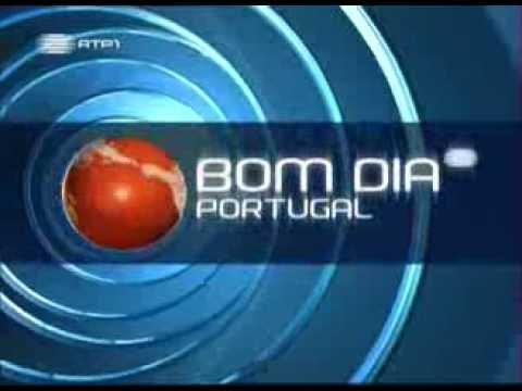 [RTP1 2008] Bom Dia Portugal abertura