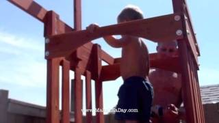 Creative Marketing Ideas For Summer:  Shawn Stoik Building A Playhouse
