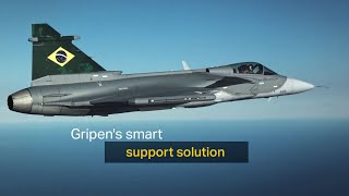 homepage tile video photo for True Collaboration 3 - Ep.9: Gripen's Smart Maintenance Solutions
