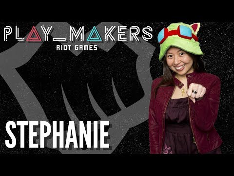 Stephanie Dee: Senior Producer On Secret Projects At Riot Games | Play Makers Episode 9