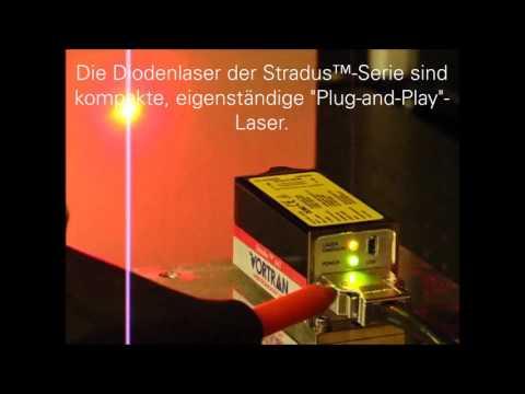 Diodenlaser Der Vortran-Stradus™ -Serie – Vortran – Laser 2000
