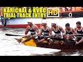 Karichal Chundan &  Vembanadu Boat club MASS Track Entry Trial 09/08/2016
