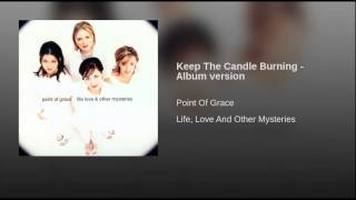 Keep The Candle Burning - Album version