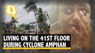 Cyclone Amphan: Living on the 41st Floor During a Super Cyclone in Kolkata | The Quint