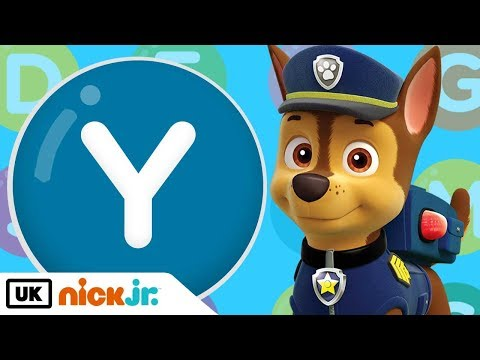 Words Beginning With Y! - Featuring PAW Patrol | Nick Jr. UK