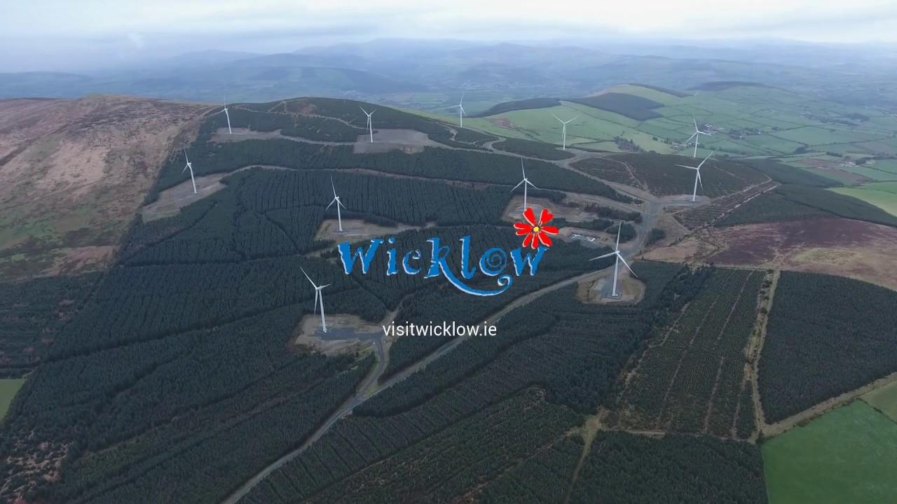 Raheenleagh Wind Farm – Wicklow County Tourism