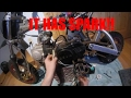 Wiring The Junk Pitbike! | Part 4