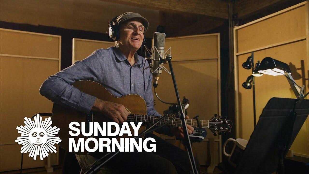 James Taylor on new album, memoir