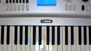 Usher  Piano Tutorial - Confessions - Interlude